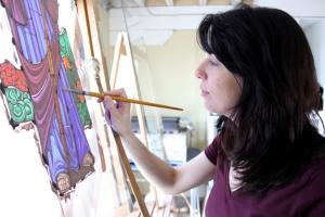 5 Best Things about being a Self-Employed Professional Artist